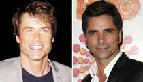 Rob Lowe vs. John Stamos: Who'd You Rather?