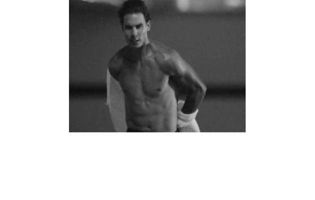 Watch Rafael Nadal Strip in New Short Film