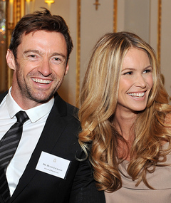 Who Got Hugh Jackman and Elle Macpherson Starstruck?