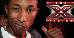 Pharrell Williams: X-Factor's Like a 3-Boob'd Lady