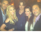 The &quot;Real Housewives of Beverly Hills&quot; Meet Johnny Depp!