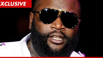 Rick Ross Suffers Seizure -- Unconscious, CPR Being Performed