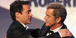 Robert Downey Jr.:  Forgive Mel Gibson