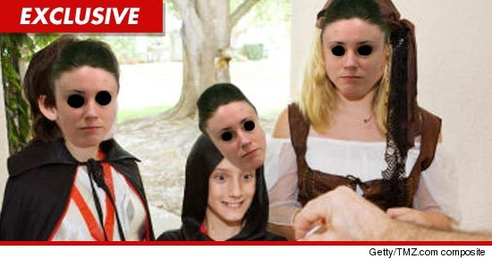Casey Anthony Halloween Costume