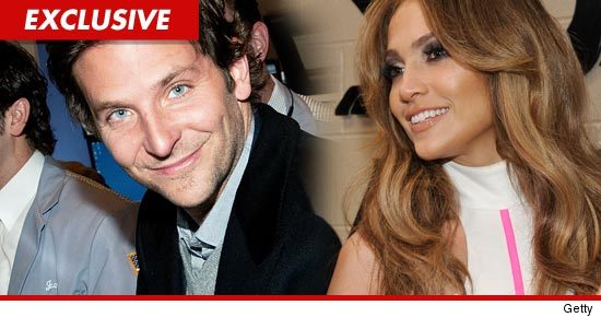 Bradley Cooper and Jennifer Lopez 