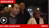 Barbara Walters: Please Give Me Casey Anthony, But Don't Hug Me, Jose!