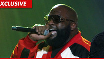 Rick Ross -- Forget the Jet, I'll Take the Bus