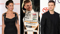 Stars Respond to Indy Driver's Dan Wheldon's Death