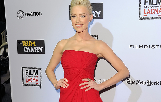 Amber Heard: Hollywood's Next Bombshell