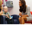 Read Kate Middleton's Letter to Young Cancer Patient