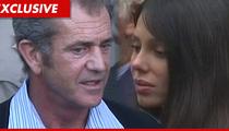 Mel Gibson, Oksana Grigorieva Settlement Hits a Roadblock