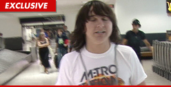 'Hannah Montana' Star Mitchel Musso -- Busted for DUI