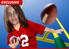 Paris Jackson: Girls Can Play Football Too ... and I'll Prove It!