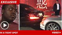 Sean Kingston -- The $400k Maybach Hit-n-Run Mystery