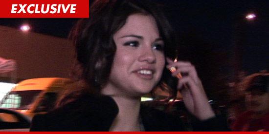 Selena Gomez stalker