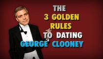 Stacy Keibler -- No Touchey El Clooney!!!