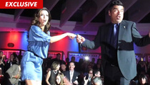 Eva Longoria -- Would You Like A Table Dance?