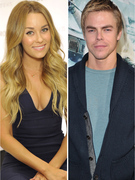 Lauren Conrad Spends Her Monday Night With Derek Hough