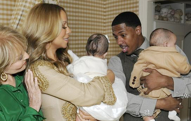 """Sneak Peek: Mariah Carey Debuts Twins on """"20/20"""""""