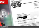 MJ's 13-Year-Old Daughter -- Recruited by Lingerie Football League