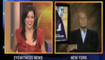 Harry Belafonte -- Singer Falls Asleep During Live News Interview