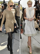 Lindsay Lohan&#039;s Courthouse Fashions