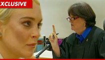 Lindsay Lohan -- I'm Beggin' For Mercy!