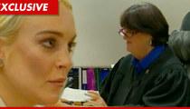 Lindsay Lohan: I Deserved Sautner's Rage