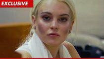 Lindsay Lohan: Turned Away at Morgue after Showing Up Late