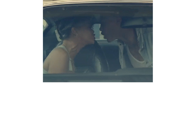 "Rihanna's New Music Video for ""We Found Love"""