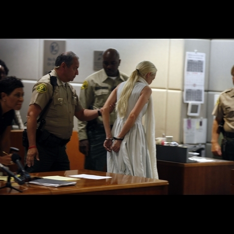 Lindsay Lohan's Day in Court