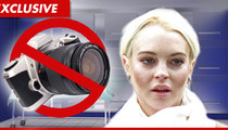 L.A. Morgue Staff Warned -- Don't Photograph Lindsay Lohan ... OR ELSE!