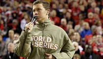 Scotty McCreery: Technical Difficulties with National Anthem