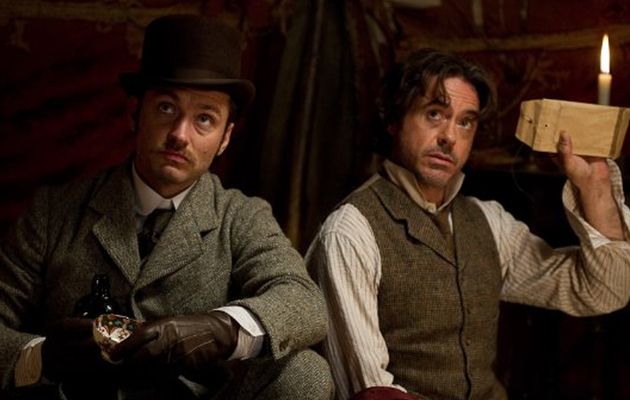 "New Trailer Alert: ""Sherlock Holmes: A Game of Shadows"""