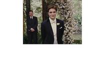 """Robert Pattinson and Kristen Stewart Talk """"Twilight"""" Wedding"""