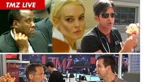 TMZ Live -- Dr. Conrad Murray ... Hanging by a Thread