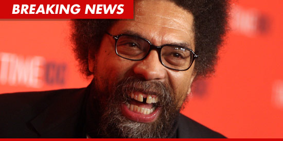 Cornel West Arrested