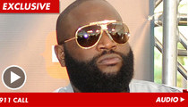 Rick Ross 911 Call -- The Mid-Flight Seizure 911 Call