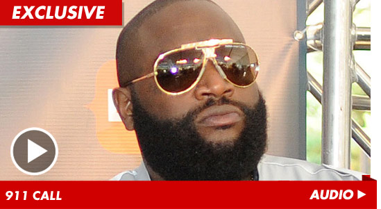 Rick Ross 911 Call Audio