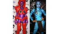 Sexy Celebrity Halloween Costumes