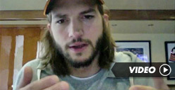 Ashton Kutcher -- 'People Can Bastardize the Truth'