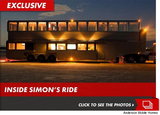 Simon Cowell's  Trailer