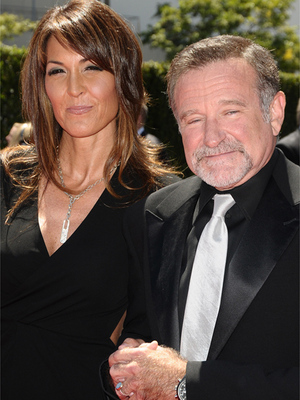 Robin Williams Marries Again!