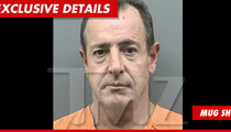 Michael Lohan Locked Up for Alleged Domestic Violence