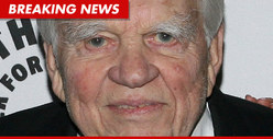 Andy Rooney Hospitalized -- Serious Complications after Surgery