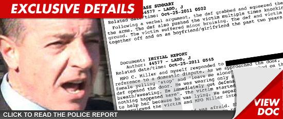 Michael Lohan Police Report