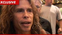 Steven Tyler -- Food Poisoning to Blame for Shower Accident