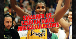 Lisa Leslie -- We&#039;re Not All Lesbians!
