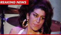 Coroner: Amy Winehouse Drank Herself to Death