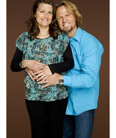 Sister Wives: First Photos of Baby #17! | tooFab.com